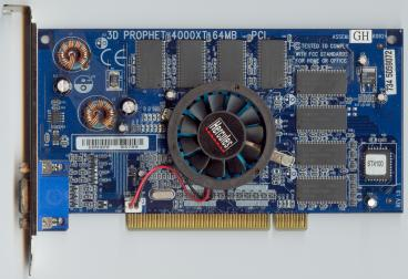 Hercules Kyro PCI (front side)