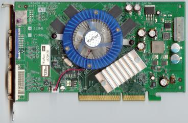 Leadtek GeForce 6200 AGP