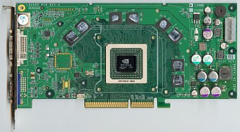 Leadtek GeForce 6800 gallery