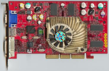 MSI GeForce4 Ti 4200