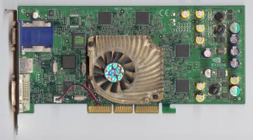 MSI GeForce4 Ti 4600