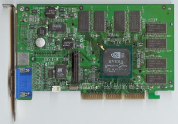 Manli GeForce2 GTS 64 MB (front side)