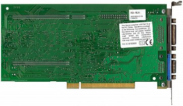 Matrox Millennium (Long PCB) (back side)