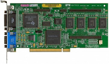 Matrox Millennium (Long PCB) (front side)