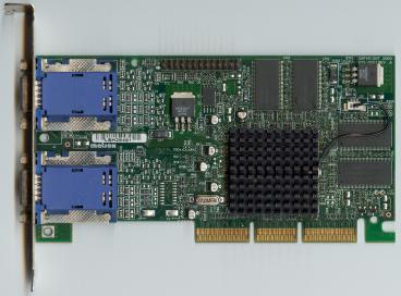Matrox Millennium G450 DH 32 MB (front side)