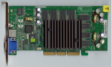 Medion GeForce3 Ti 200