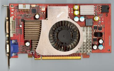 Medion GeForce 6700 XL