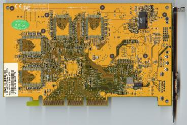 Prolink GeForce2 Ti (back side)
