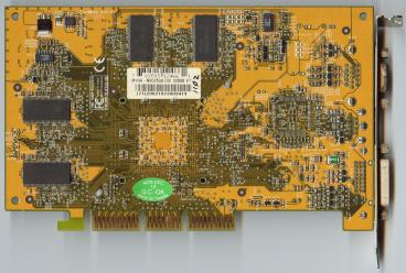 Prolink GeForce4 Ti 4200 128 MB (back side)