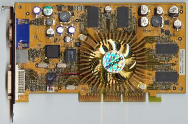 Prolink GeForce4 Ti 4200 128 MB (front side)
