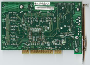 STB Riva TNT PCI (back side)