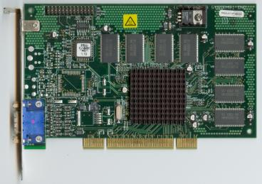 STB Riva TNT PCI (front side)
