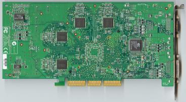 nVidia GeForce4 Ti 4600 (original) (back side)